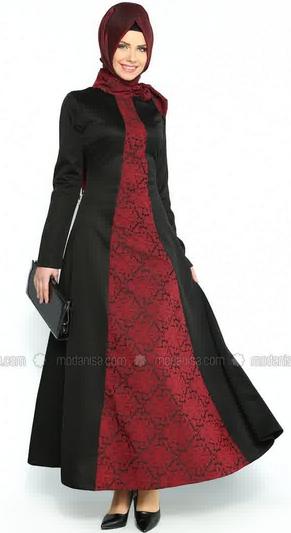 70 Model Baju Busana Muslim Wanita Terbaru Dan Terpopuler 2018
